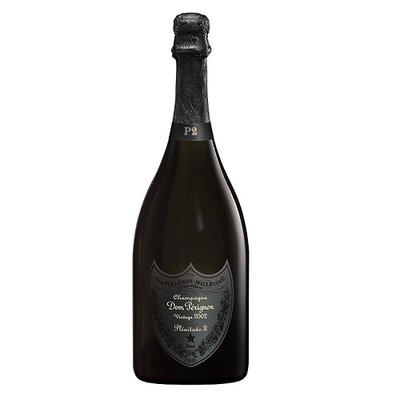 Dom Pérignon P2 Plénitude Brut Champagne 2002 (0.75l)
