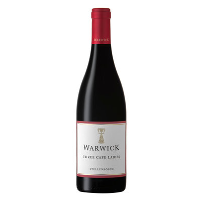 Warwick Three Cape Ladies Cape Blend 2017