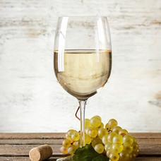 Fruitige witte wijn