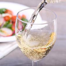 Toegankelijke witte wijn