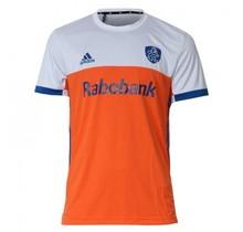 adidas KNHB Oranje Thuis Shirt Heren