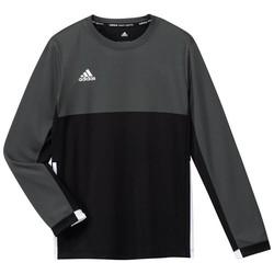 adidas T16 Climacool Longsleeve Tee Boys zwart/grijs