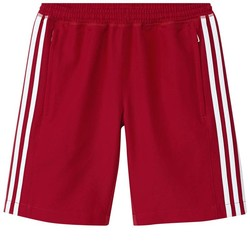 adidas T16 Climacool Short Boys rood/wit