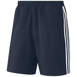 adidas T16 Climacool Short Heren navy/wit