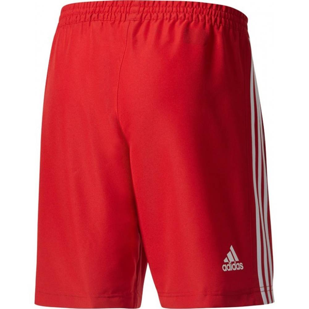 adidas T16 Climacool Short Heren roodwit