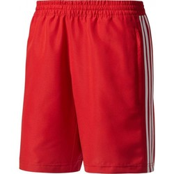 adidas T16 Climacool Short Heren rood/wit