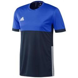 adidas T16 Climacool Shortsleeve T-shirt Heren navy/royal