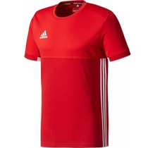 T16 Climacool Shortsleeve T-shirt Heren rood/scarlet
