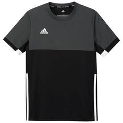 T16 Climacool Shortsleeve T-shirt Jongens zwart/grijs