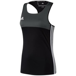 T16 Climacool Tank Women Black/Grey