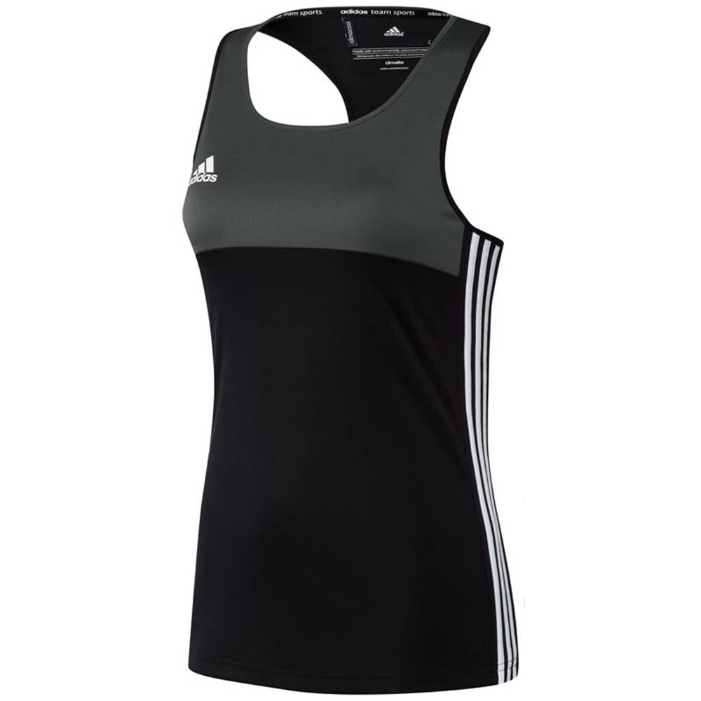 adidas T16 Climacool Tank Women Black/Grey