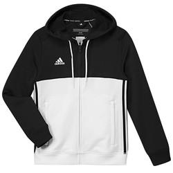 adidas T16 Hoody Youth zwart
