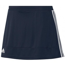 T16 Skort Dames navy/wit
