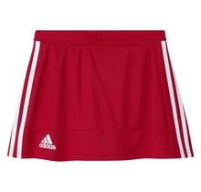 T16 Skort Girls rood/wit