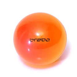 Brabo Comp Hockeybal Orange Blister
