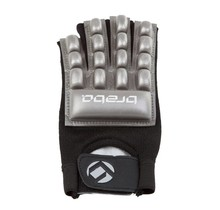 Brabo F4 Foam Glove Links Silver maat L