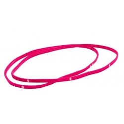 Brabo Haar Elastiek 5mm (2ST.) roze