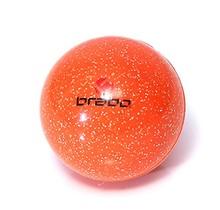 Hockeybal Glitter Orange Blister
