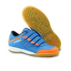 Indoor shoe Blue/Orange