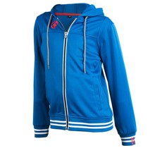 Kids Tech Hooded Royal Blue