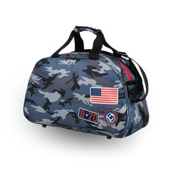Shoulderbag A/B/C Camo