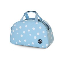 Shoulderbag Polka Dots Mint
