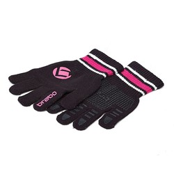 Brabo Wintergloves Black/Pink