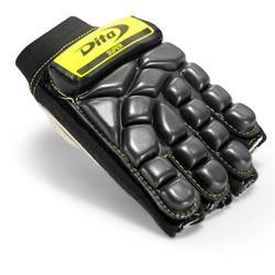 Dita Glove Super '17 Black Collection Fluo Geel/Zwart