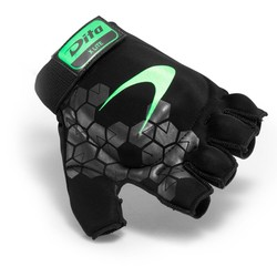 Glove X-Lite '17 Black Collection Fluo Groen/Zwart
