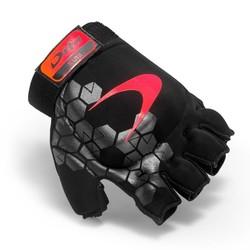 Dita Glove X-Lite '17 Black Collection Fluo Rood/Zwart