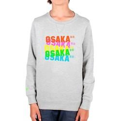 Osakas Sweater Grey Melange