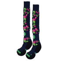 SOX Flowers hockeysokken