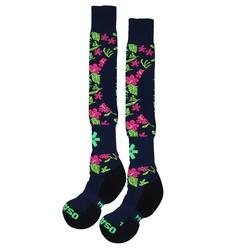 SOX Flowers hockeysokken