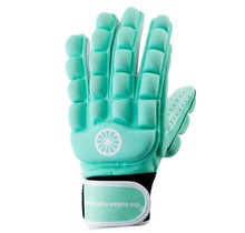 Glove foam full (left) mint
