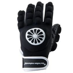 The Indian Maharadja Glove shell/foam full (left) black