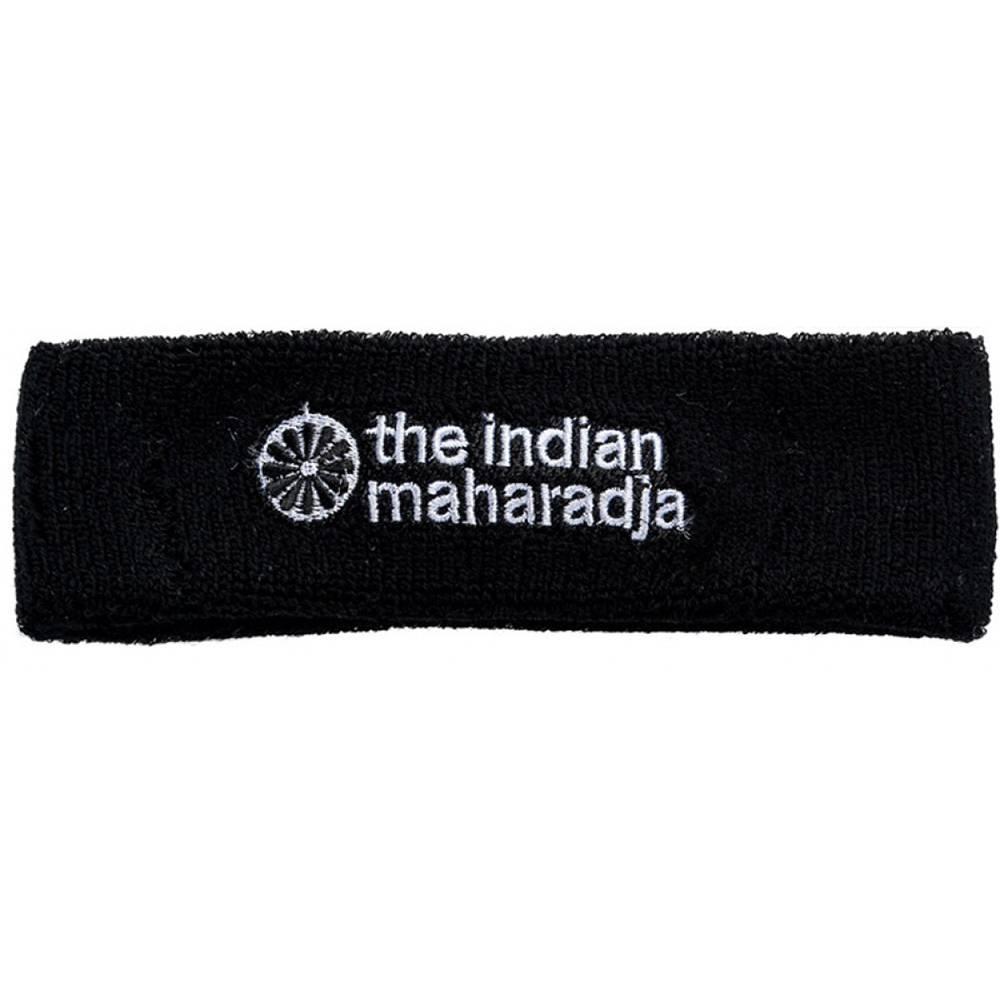 The Indian Maharadja Headband black