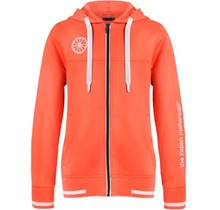Kids Tech Full Zip Hoody Coral
