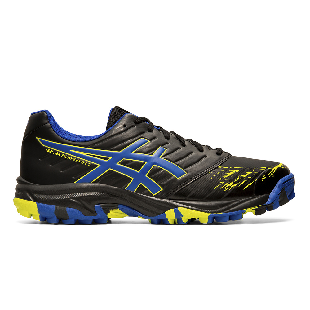 Asics Gel Blackheath 7 Black/Asics Blue