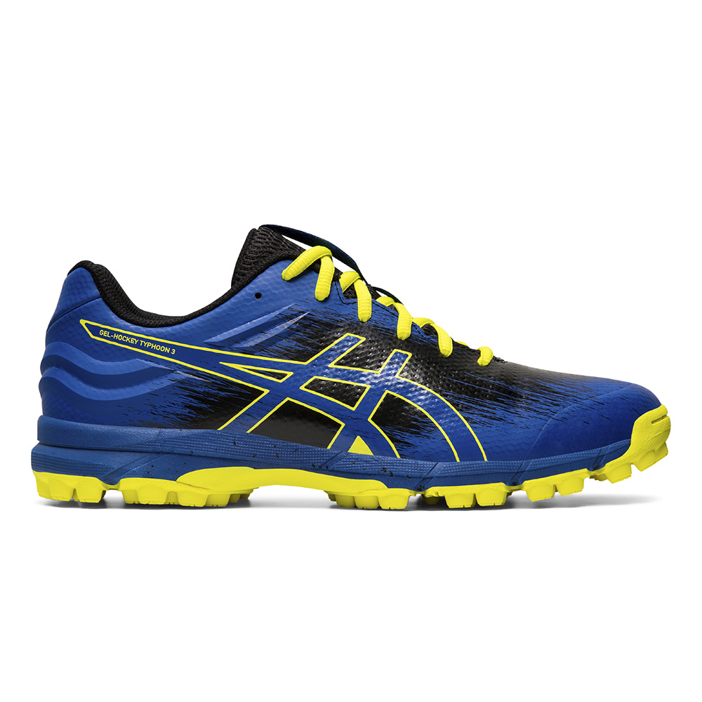 Gel Hockey Typhoon 3 Asics Blue/Black