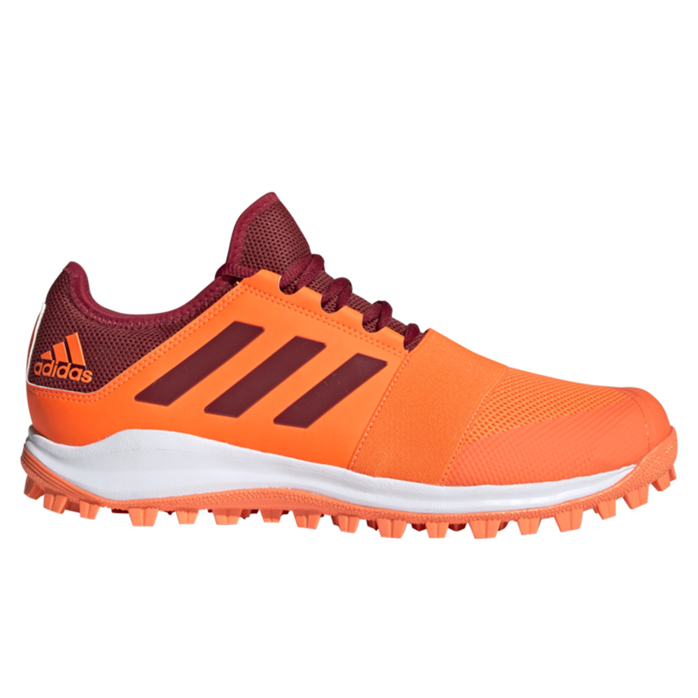 adidas Hockey Divox 1.9S 19/20 Orange/Maroon