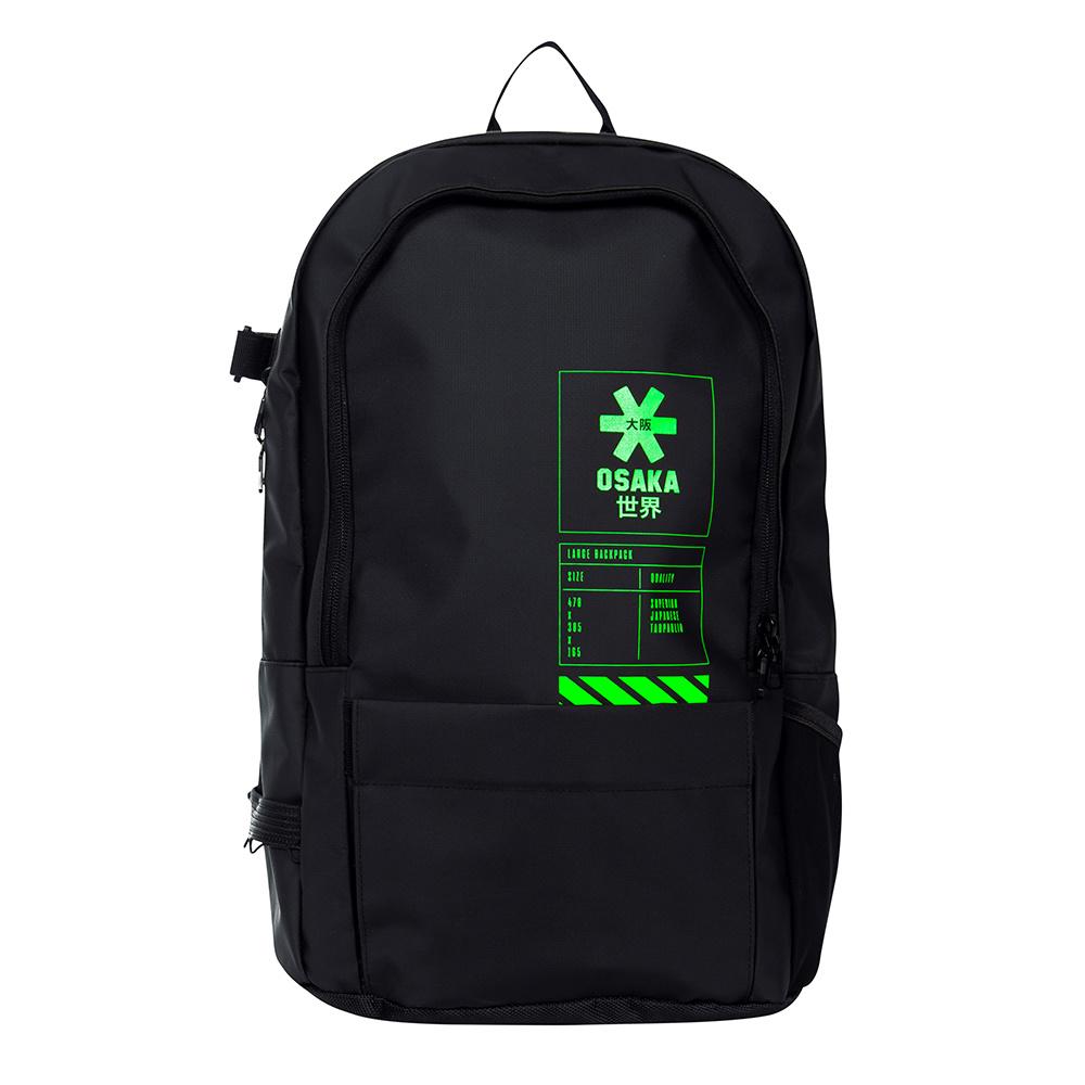 Pro Tour Large Backpack Iconic Black 19/20