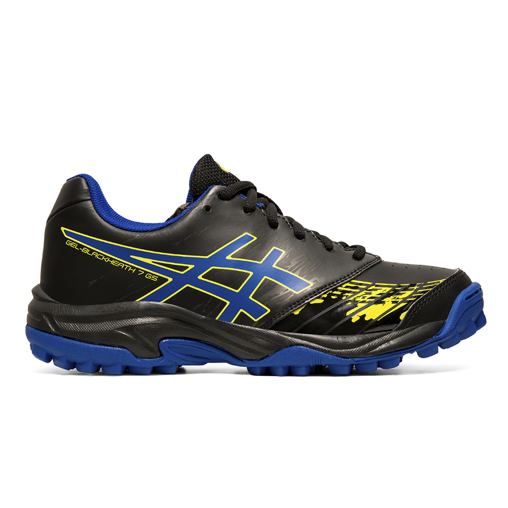 Gel Blackheath  7 GS JR Black/Asics Blue