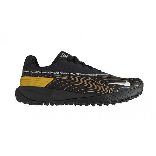 Nike Vapor Drive Black/Metalic Gold 20/21