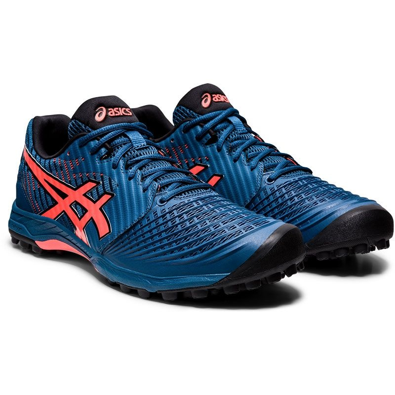 Asics Field Ultimate FF Men Blue/Orange 20/21