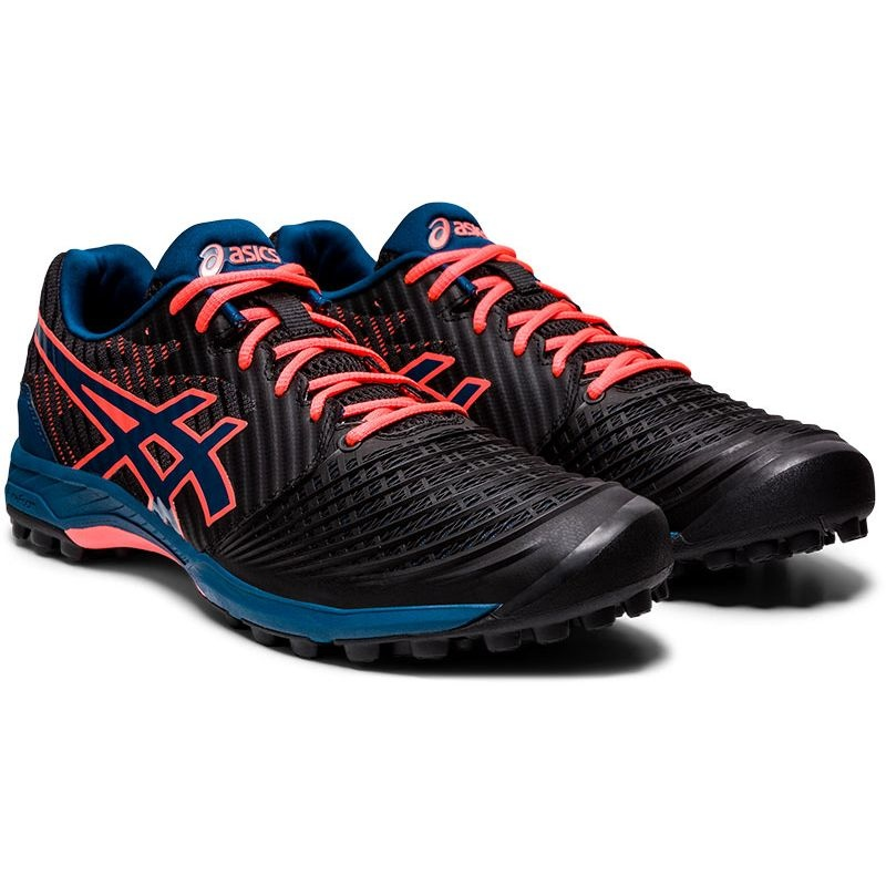 Asics Field Ultimate FF Men Black/Blue 20/21