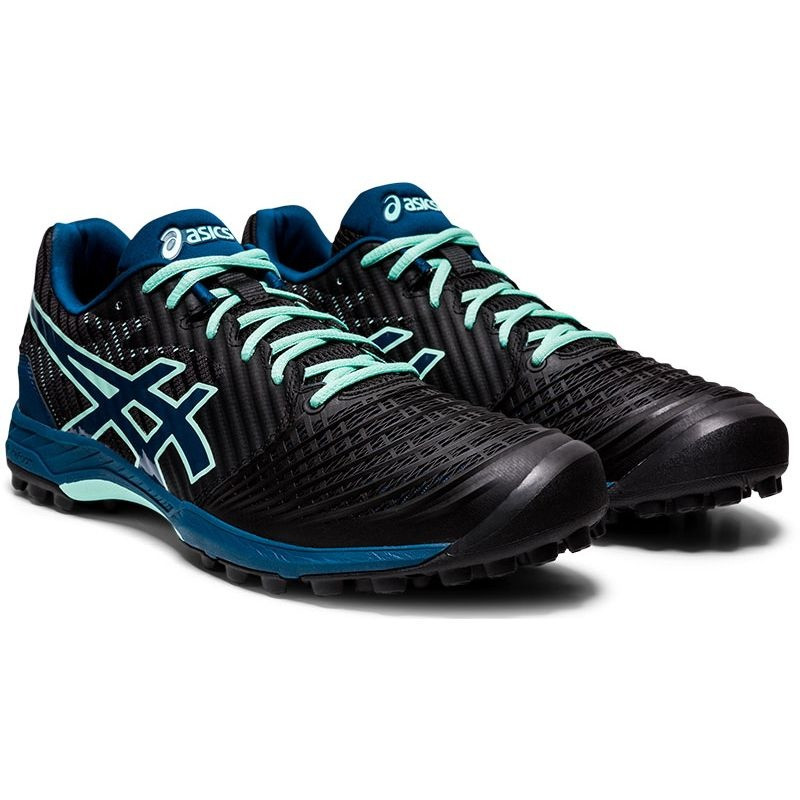 Asics Field Ultimate FF Women Black/Blue 20/21