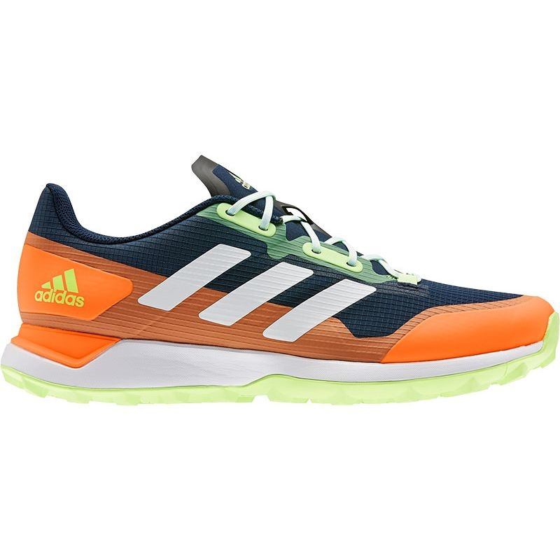 adidas Zone Dox 2 Blauw/Oranje 20/21