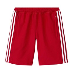 T16 Climacool Short Heren red/wit