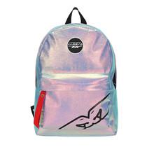Total Three 3.6 Backpack Zilver LTD