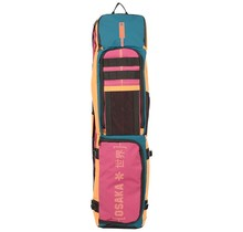 Pro Tour Stickbag Large Raisin/Beige Mix 21/22